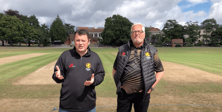Let's Play Cricket! An Update From Lashings World